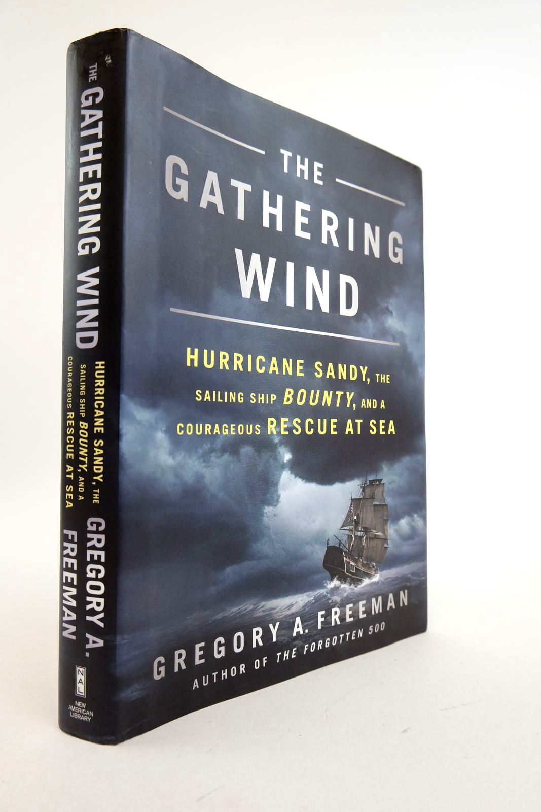 Photo of THE GATHERING WIND written by Freeman, Gregory A. published by The New American Library (STOCK CODE: 2133336)  for sale by Stella & Rose's Books