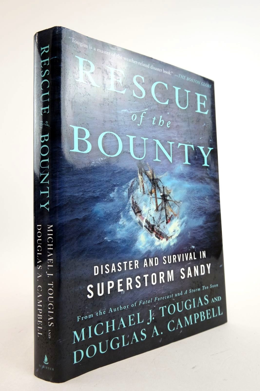 Photo of RESCUE OF THE BOUNTY: DISASTER AND SURVIVAL IN SUPERSTORM SANDY- Stock Number: 2133338