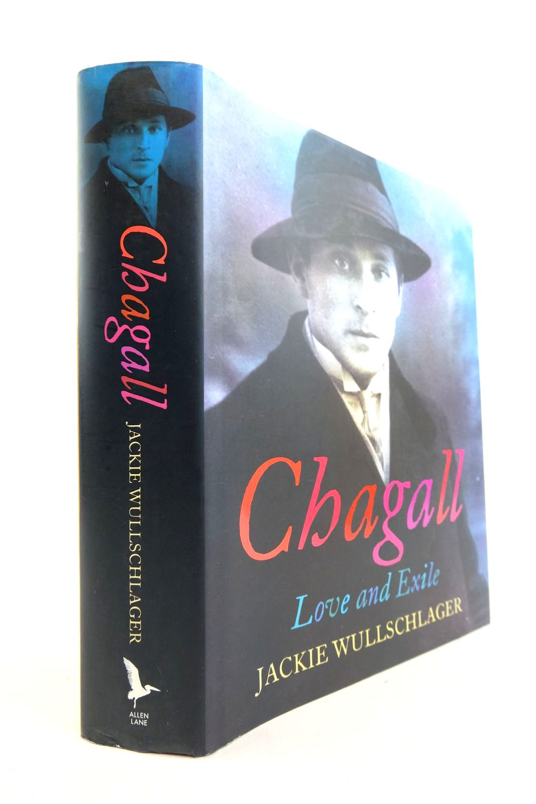 Photo of CHAGALL LOVE AND EXILE written by Wullschlager, Jackie published by Allen Lane (STOCK CODE: 2133339)  for sale by Stella & Rose's Books