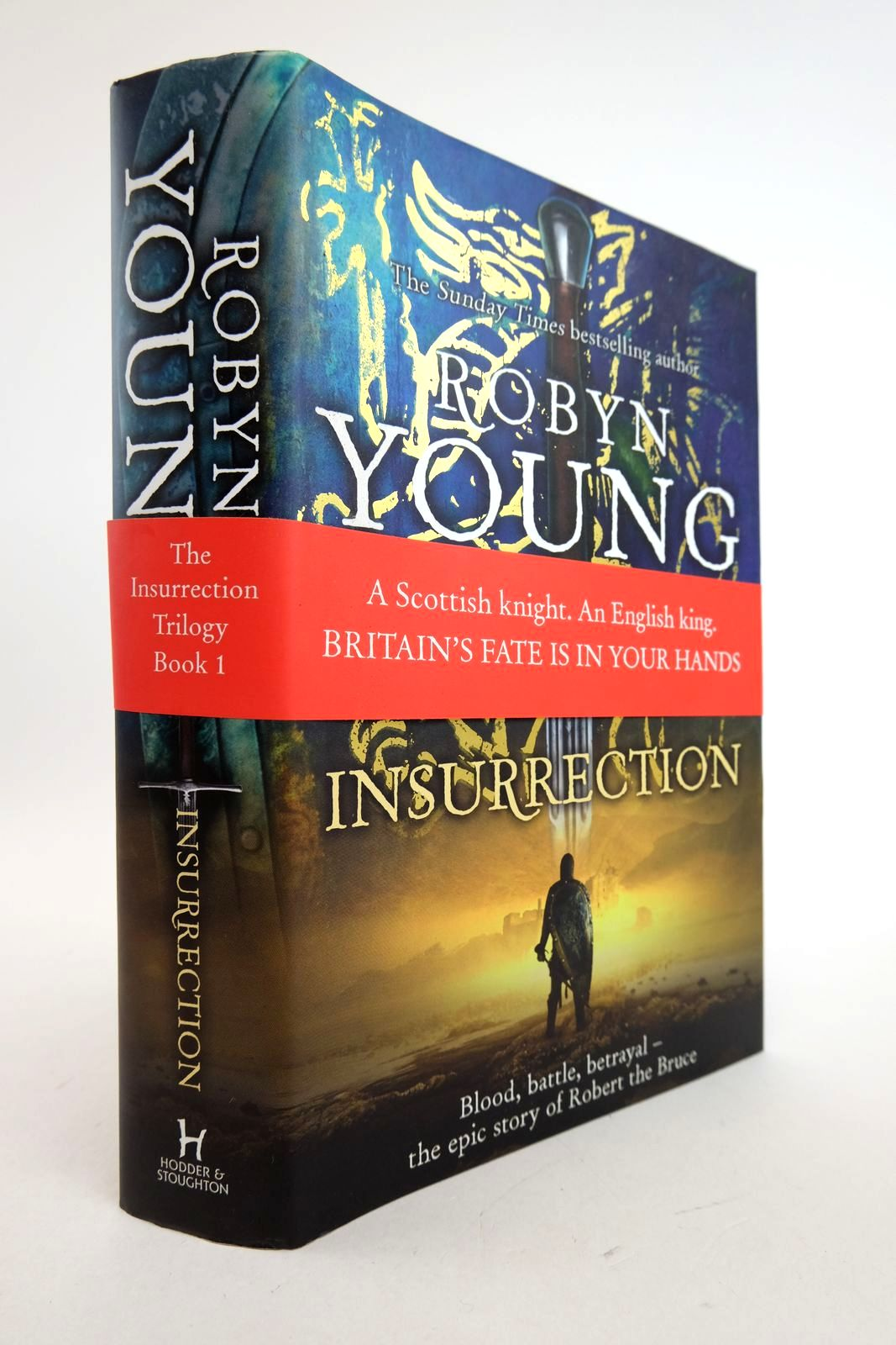 Photo of INSURRECTION written by Young, Robyn published by Hodder & Stoughton (STOCK CODE: 2133340)  for sale by Stella & Rose's Books