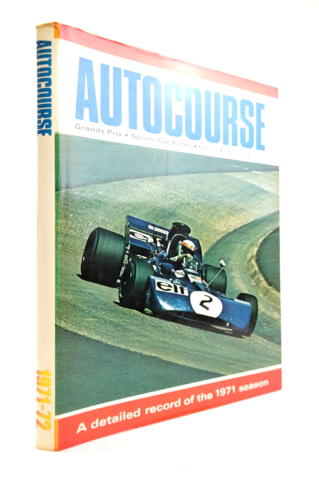Photo of AUTOCOURSE 1971-72 written by Phipps, David published by Haymarket Publishing Limited (STOCK CODE: 2133351)  for sale by Stella & Rose's Books