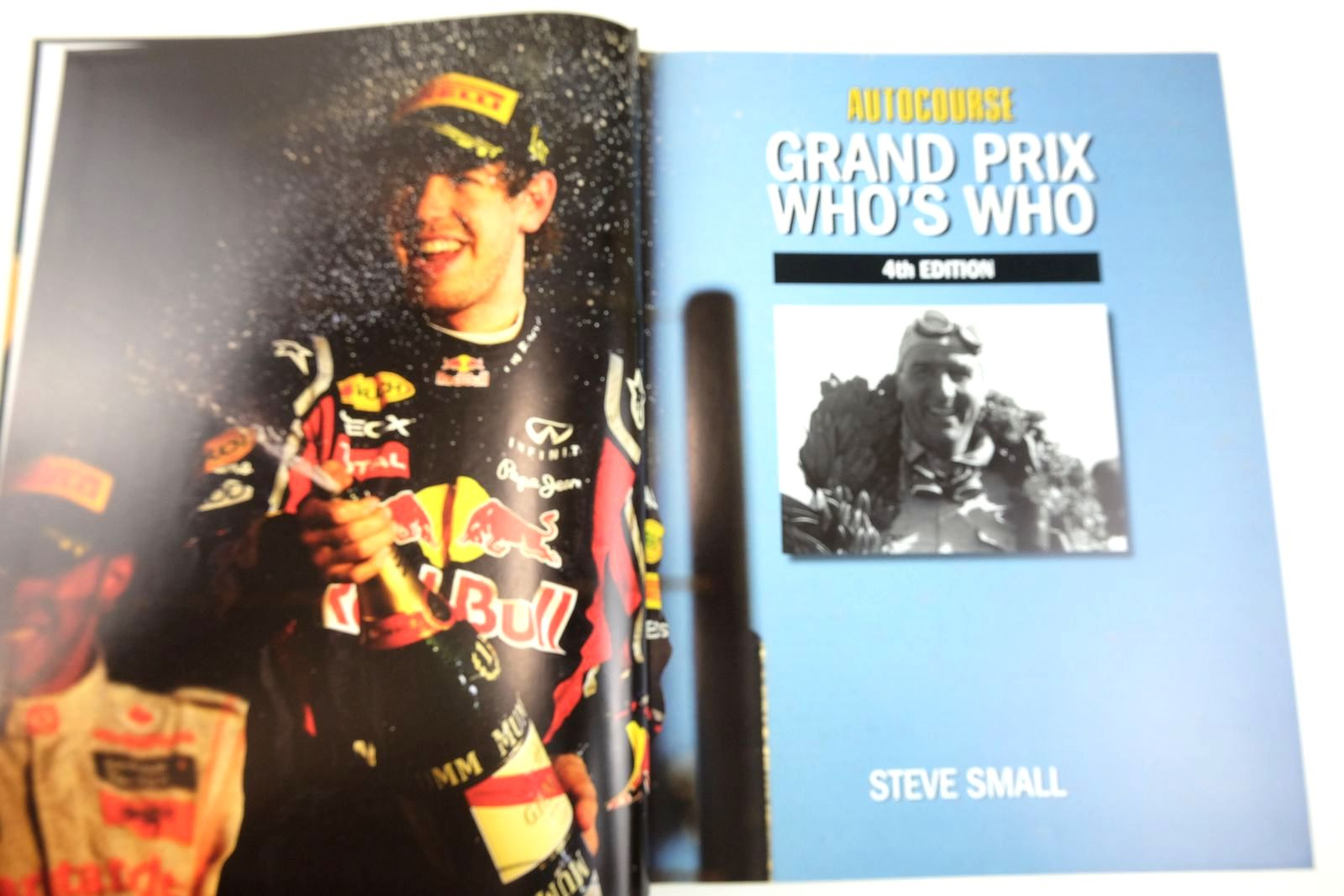 Photo of AUTOCOURSE GRAND PRIX WHO'S WHO written by Small, Steve Stewart, Jackie published by Icon Publishing Limited (STOCK CODE: 2133358)  for sale by Stella & Rose's Books