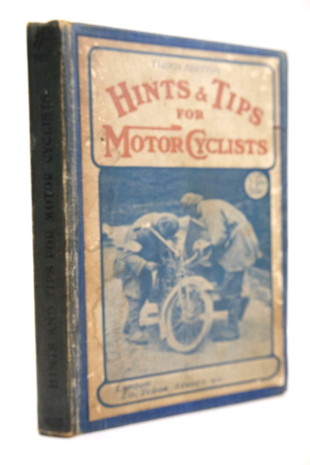 Photo of HINTS & TIPS FOR MOTOR CYCLISTS published by Iliffe & Sons Limited (STOCK CODE: 2133361)  for sale by Stella & Rose's Books