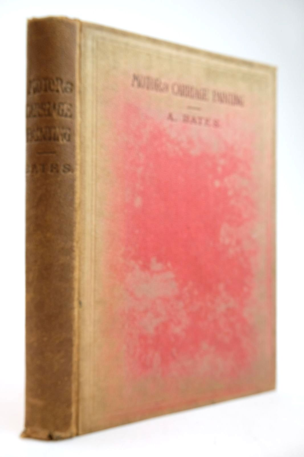 Photo of MOTOR AND CARRIAGE PAINTING: A PRACTICAL MANUAL written by Bates, A. published by The Trade Papers Publishing Co. Ltd. (STOCK CODE: 2133367)  for sale by Stella & Rose's Books