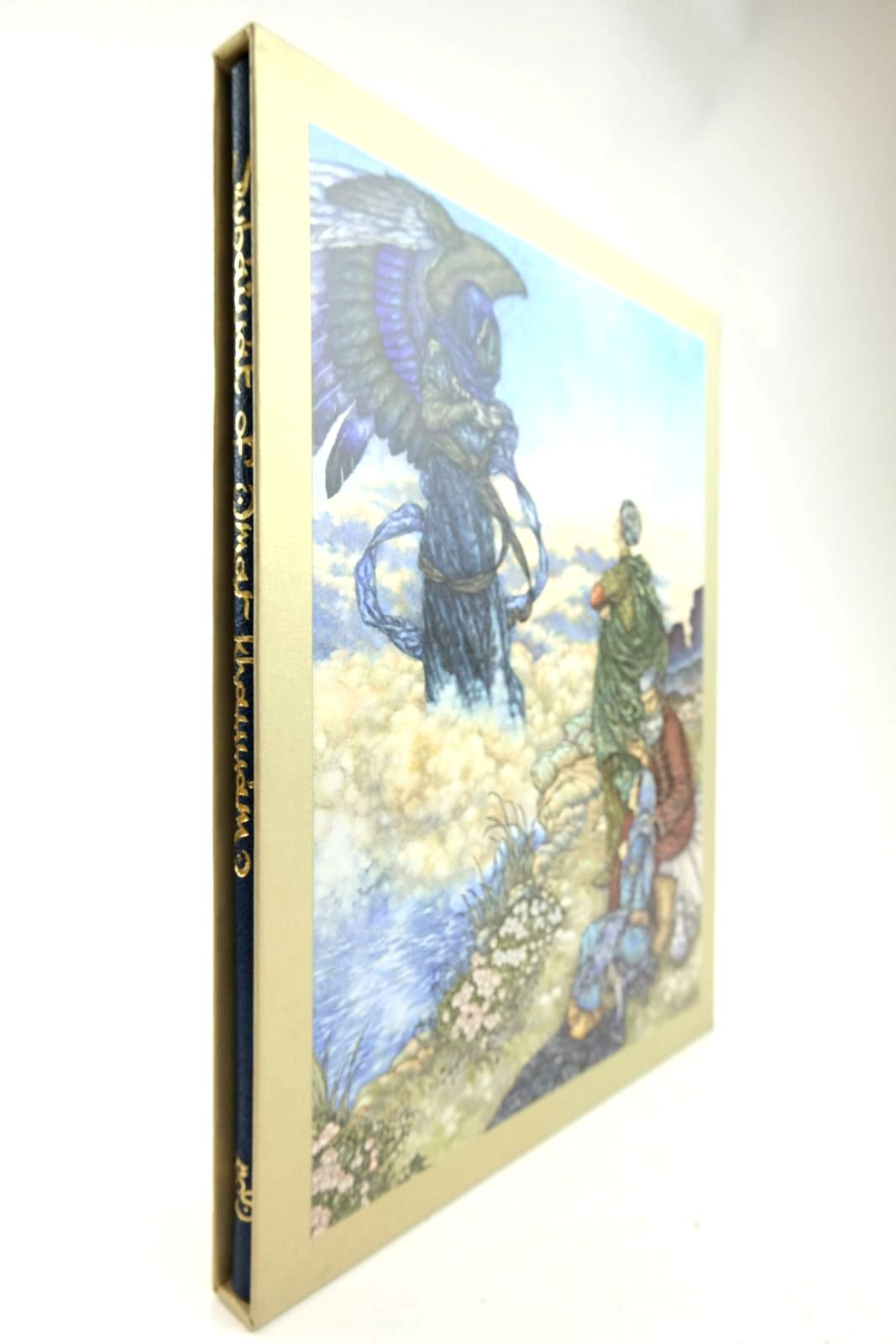 Photo of RUBAIYAT OF OMAR KHAYYAM written by Khayyam, Omar Fitzgerald, Edward Byatt, A.S. illustrated by Puttapipat, Niroot Raw, Stephen published by Folio Society (STOCK CODE: 2133374)  for sale by Stella & Rose's Books