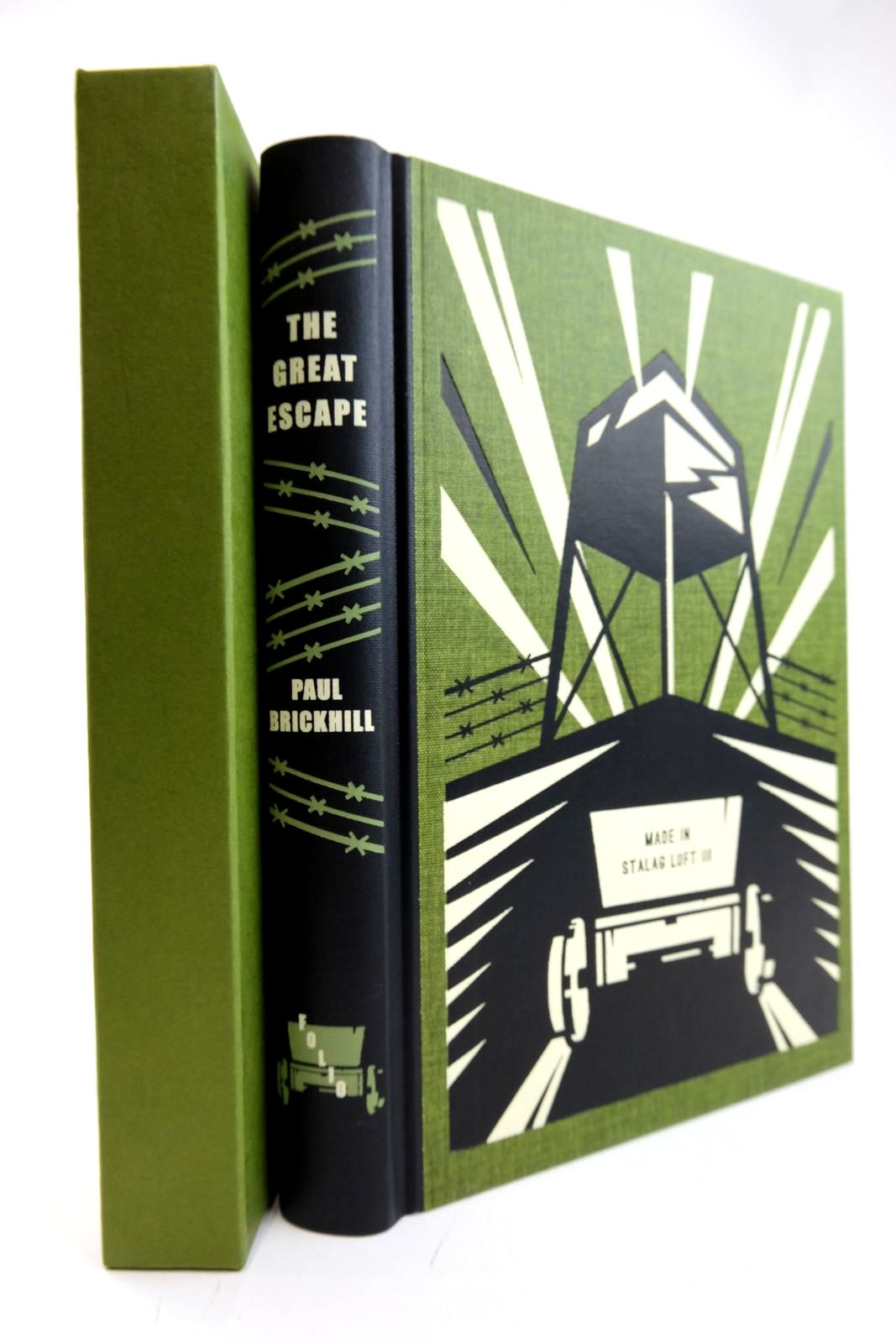 Photo of THE GREAT ESCAPE written by Brickhill, Paul Harsh, George published by Folio Society (STOCK CODE: 2133394)  for sale by Stella & Rose's Books