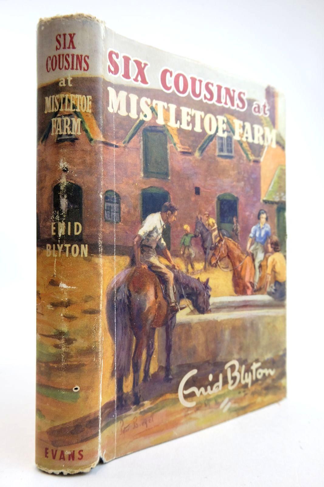 Photo of SIX COUSINS AT MISTLETOE FARM- Stock Number: 2133402