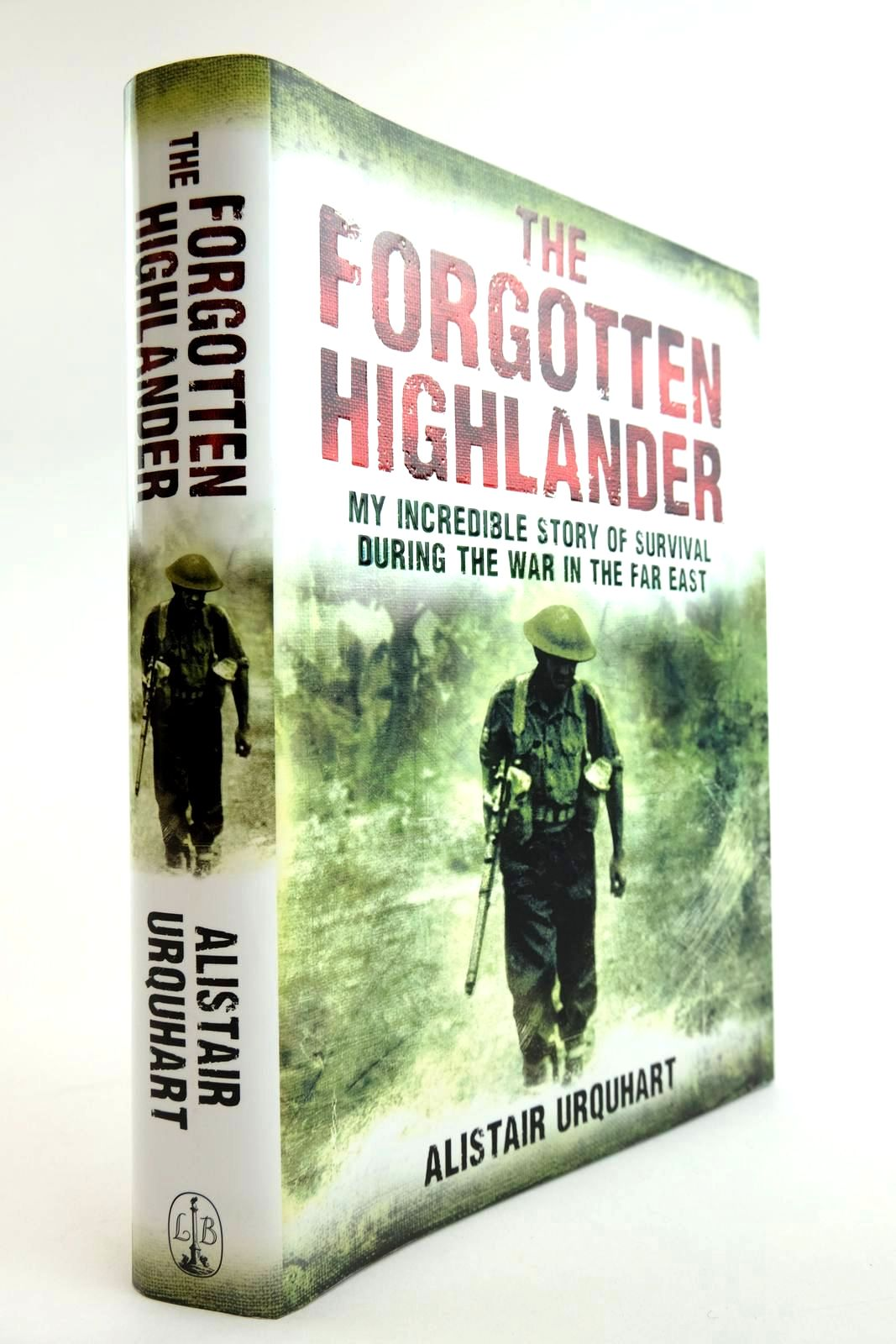 Photo of THE FORGOTTEN HIGHLANDER written by Urquhart, Alistair published by Little Brown (STOCK CODE: 2133432)  for sale by Stella & Rose's Books