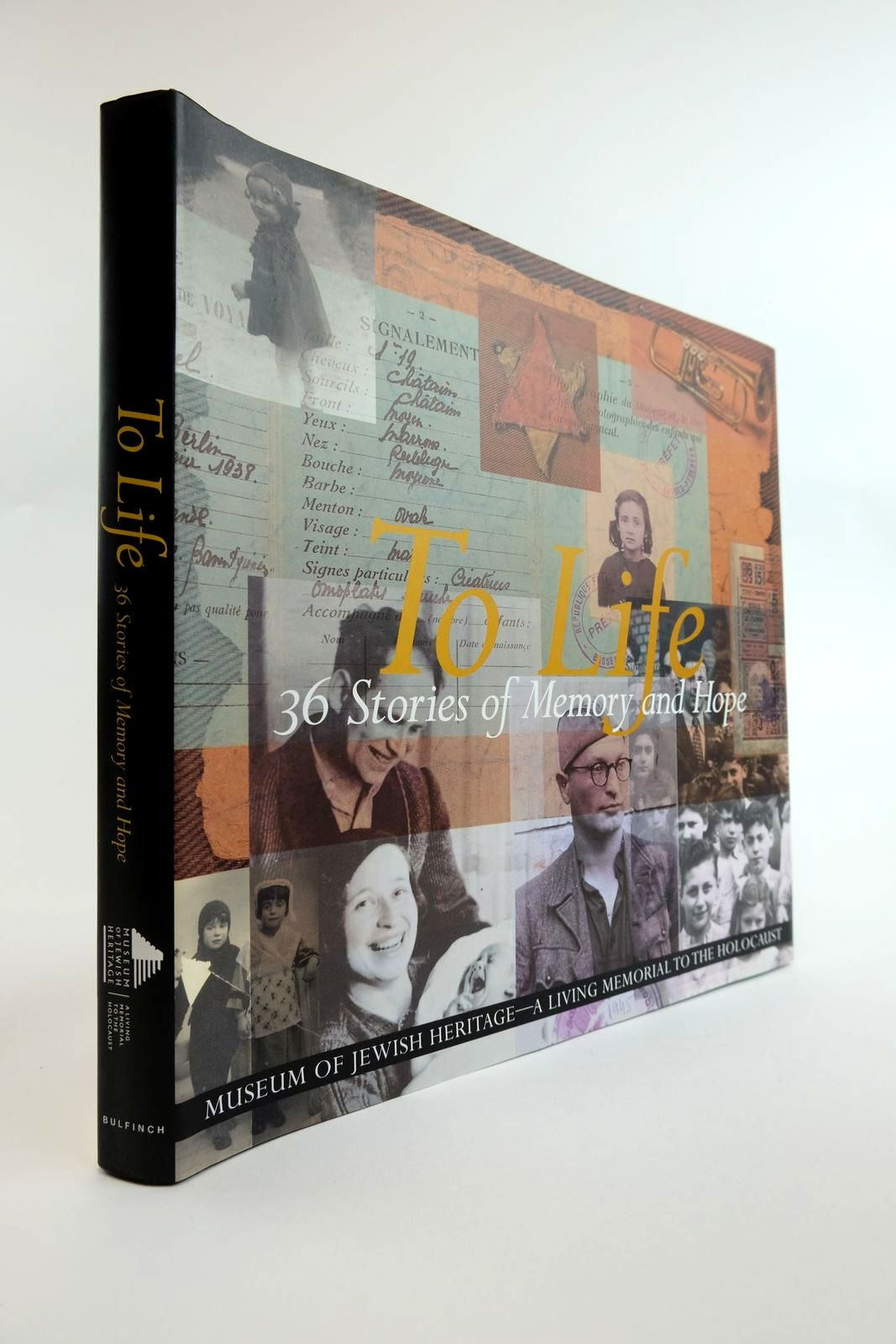 Photo of TO LIFE 36 STORIES OF MEMORY AND HOPE written by Morgenthau, Robert M. Marwell, David G. published by Bulfinch Press (STOCK CODE: 2133434)  for sale by Stella & Rose's Books