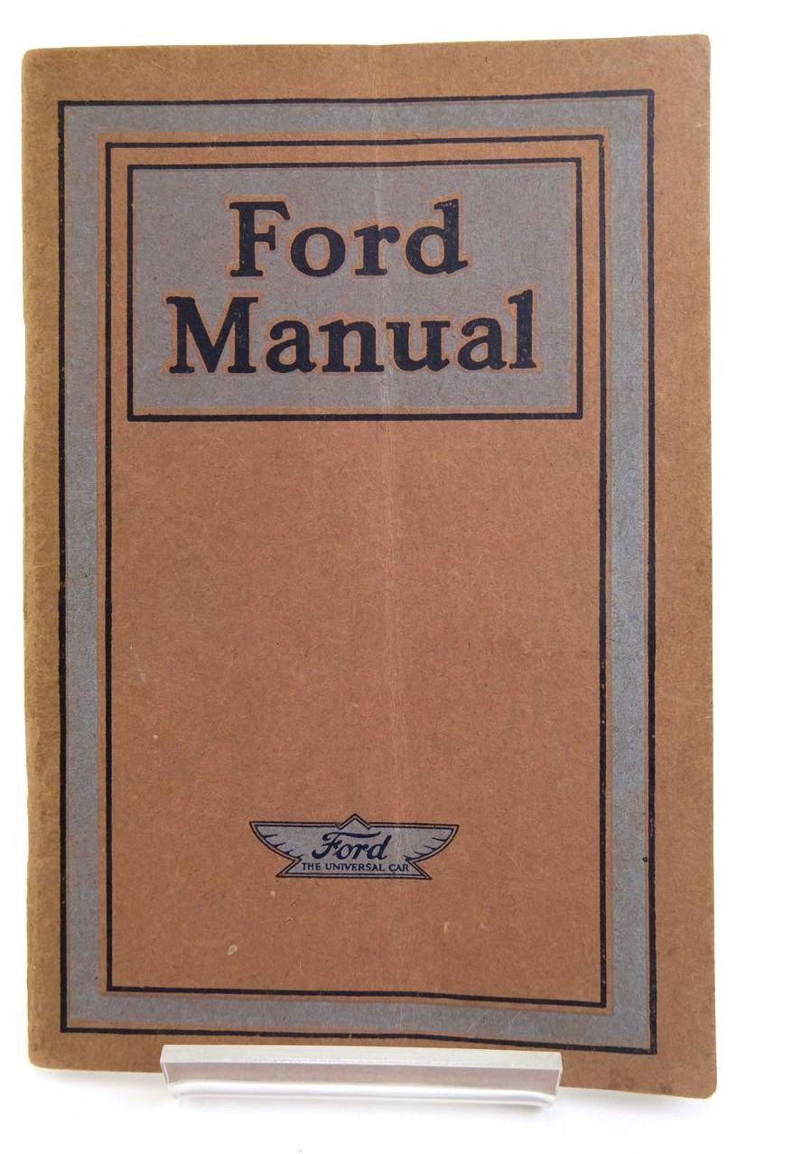 Photo of FORD MANUAL FOR OWNERS AND OPERATORS OF FORD CARS AND TRUCKS published by Ford Motor Company Limited (STOCK CODE: 2133437)  for sale by Stella & Rose's Books