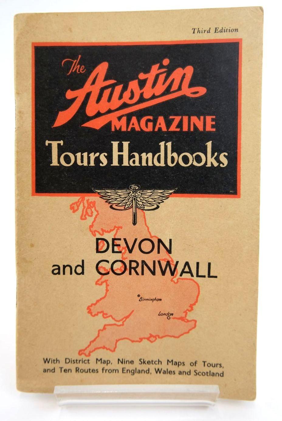 Photo of THE AUSTIN MAGAZINE TOURS HANDBOOKS DEVON AND CORNWALL- Stock Number: 2133439