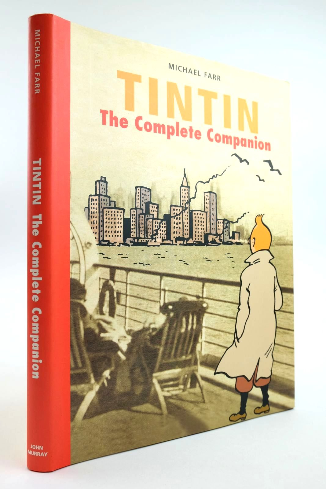 Photo of TINTIN THE COMPLETE COMPANION- Stock Number: 2133451