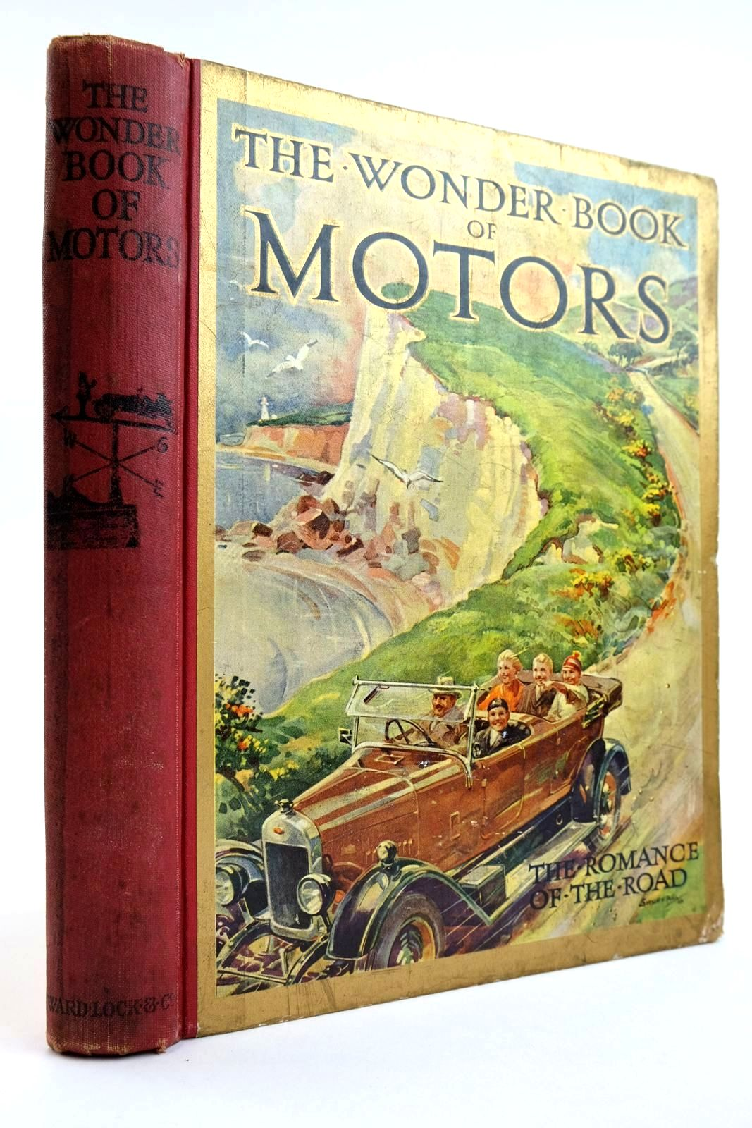 Photo of THE WONDER BOOK OF MOTORS- Stock Number: 2133452