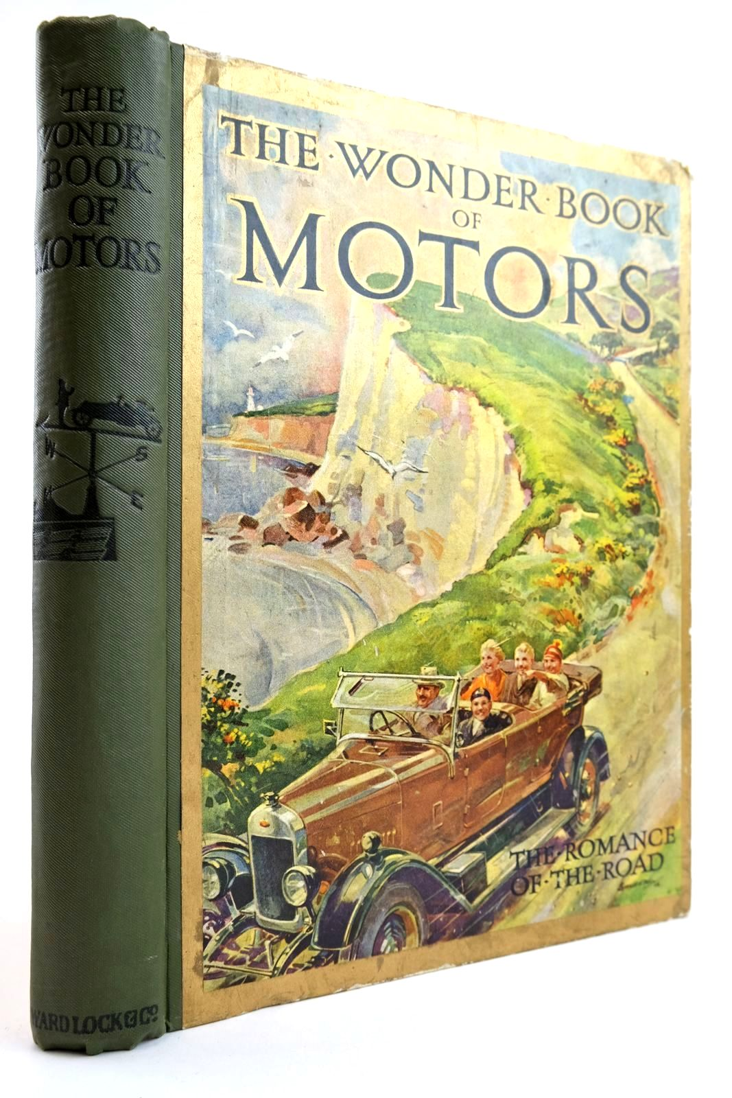 Photo of THE WONDER BOOK OF MOTORS- Stock Number: 2133454