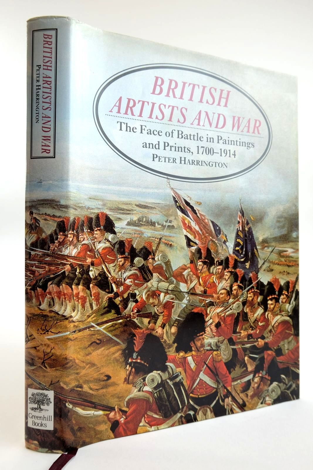 Photo of BRITISH ARTISTS AND WAR: THE FACE OF BATTLE IN PAINTINGS AND PRINTS 1700-1914
