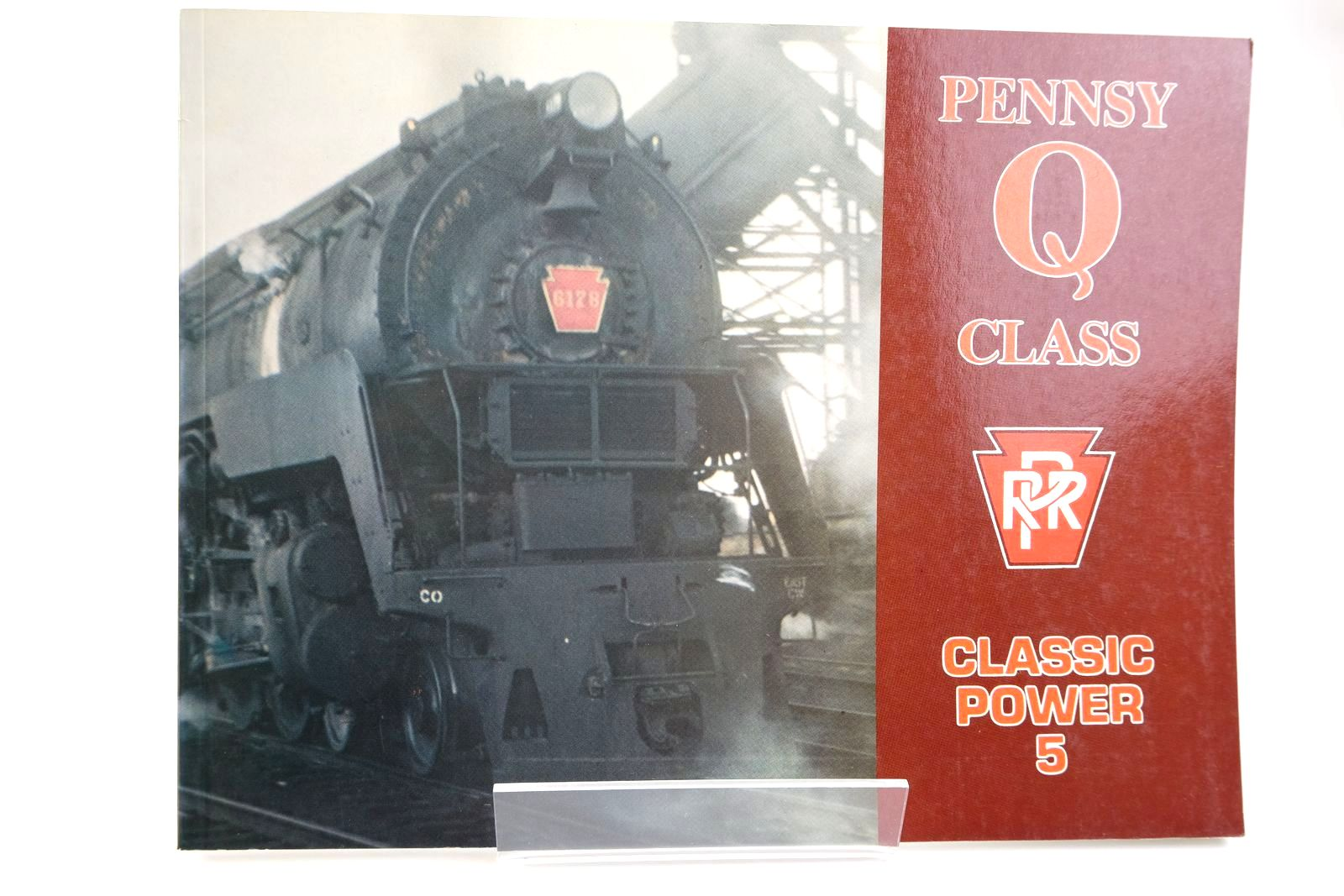 Photo of PENNSY Q CLASS written by Harley, E.T. published by N.J. International (STOCK CODE: 2133470)  for sale by Stella & Rose's Books