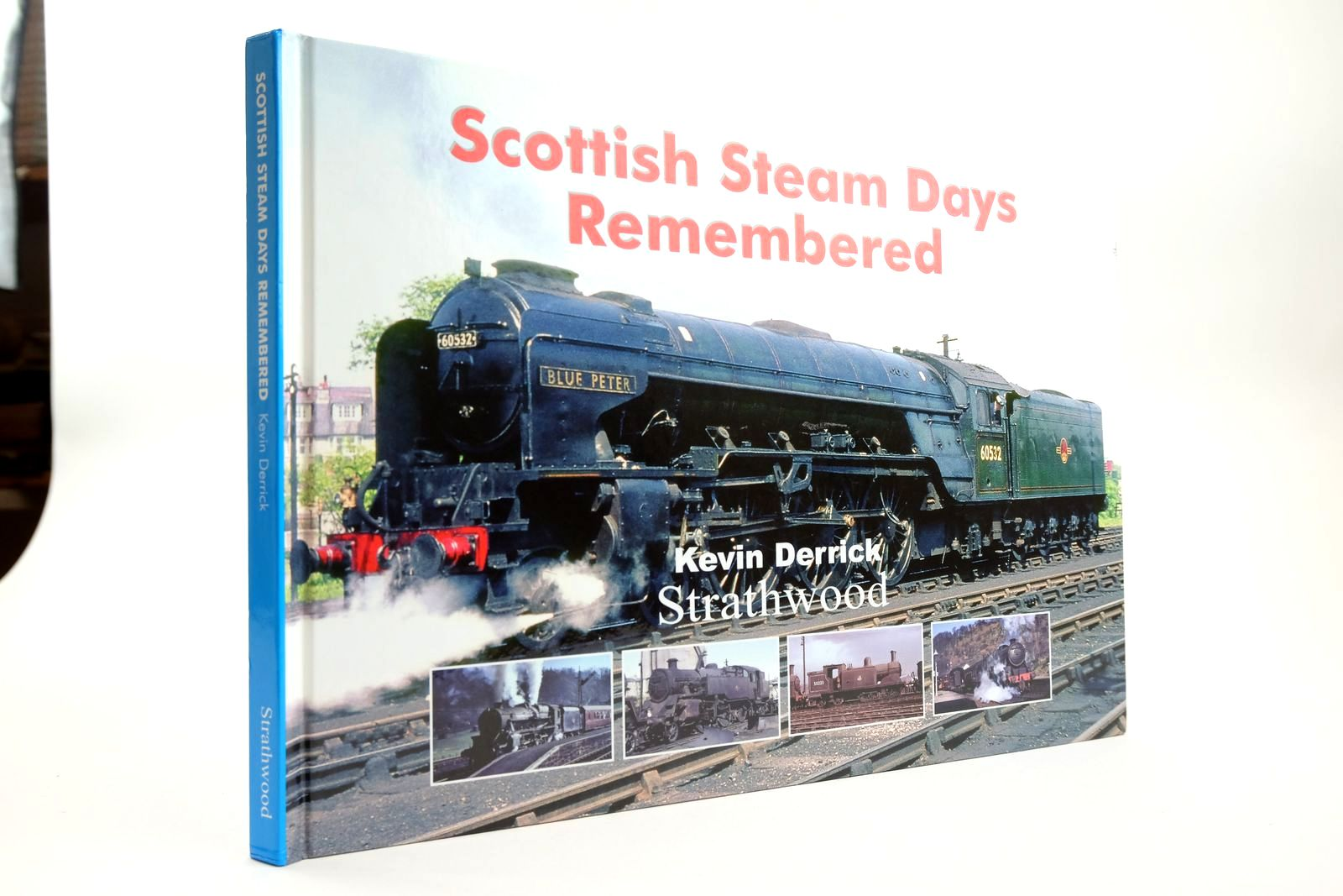 Photo of SCOTTISH STEAM REMEMBERED- Stock Number: 2133474