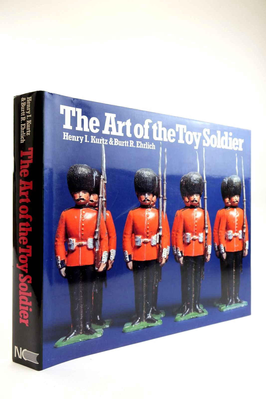 Photo of THE ART OF THE TOY SOLDIER: TWO CENTURIES OF METAL TOY SOLDIERS 1770-1970