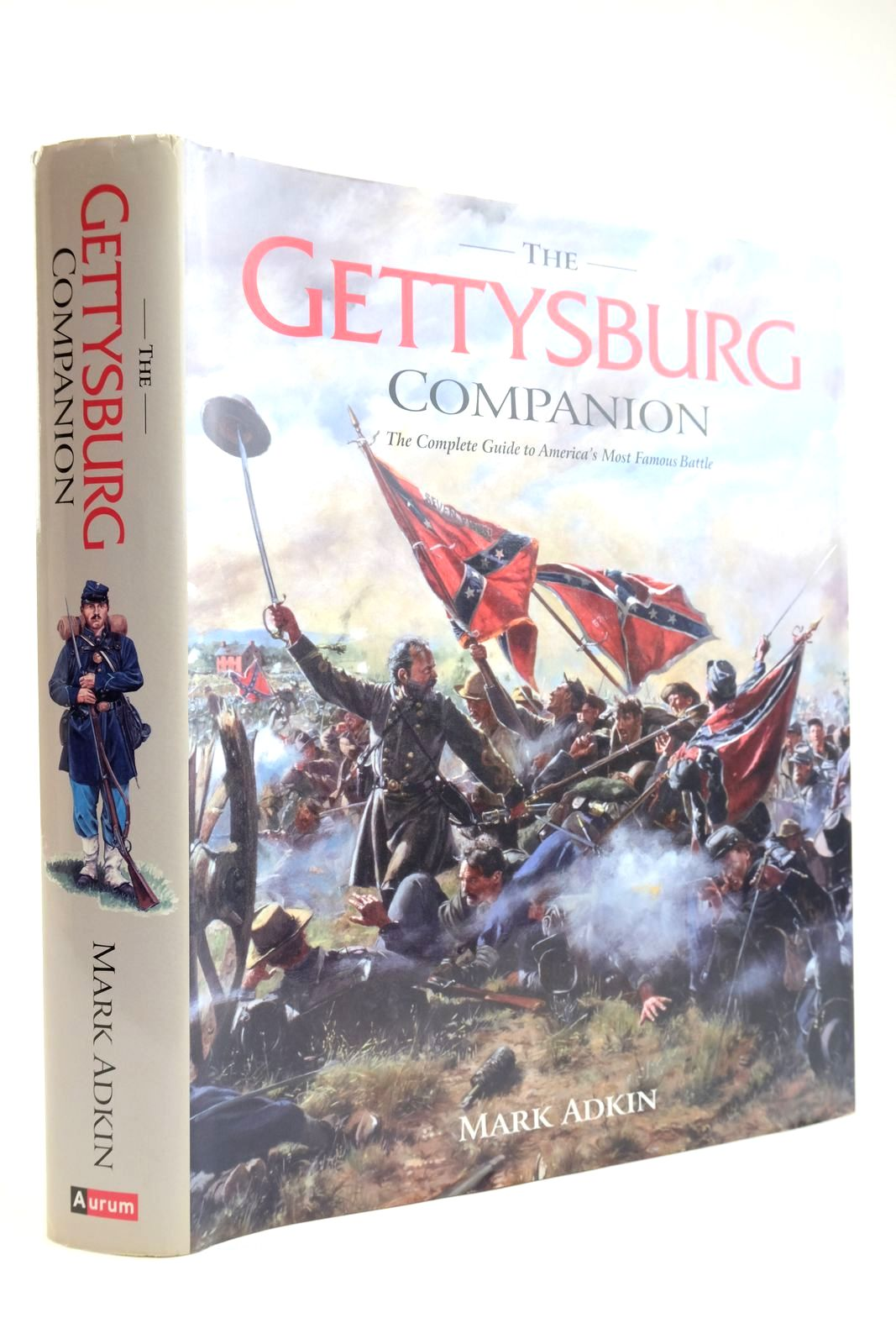 Photo of THE GETTYSBURG COMPANION THE COMPLETE GUIDE TO AMERICA'S MOST FAMOUS BATTLE- Stock Number: 2133486