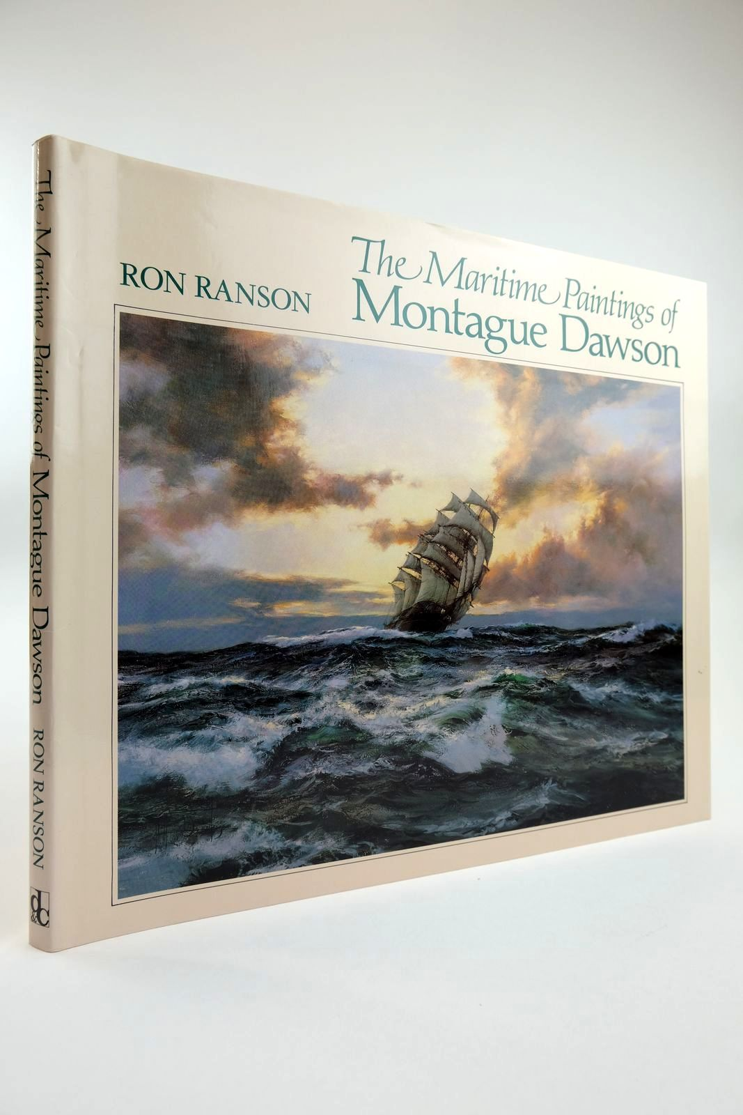 Photo of THE MARITIME PAINTINGS OF MONTAGUE DAWSON- Stock Number: 2133488