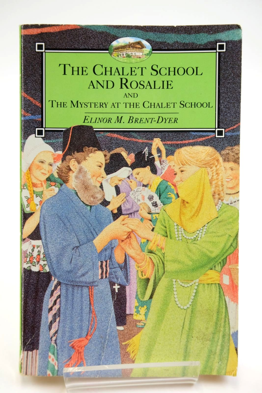 Photo of THE CHALET SCHOOL AND ROSALIE AND THE MYSTERY AT THE CHALET SCHOOL- Stock Number: 2133494