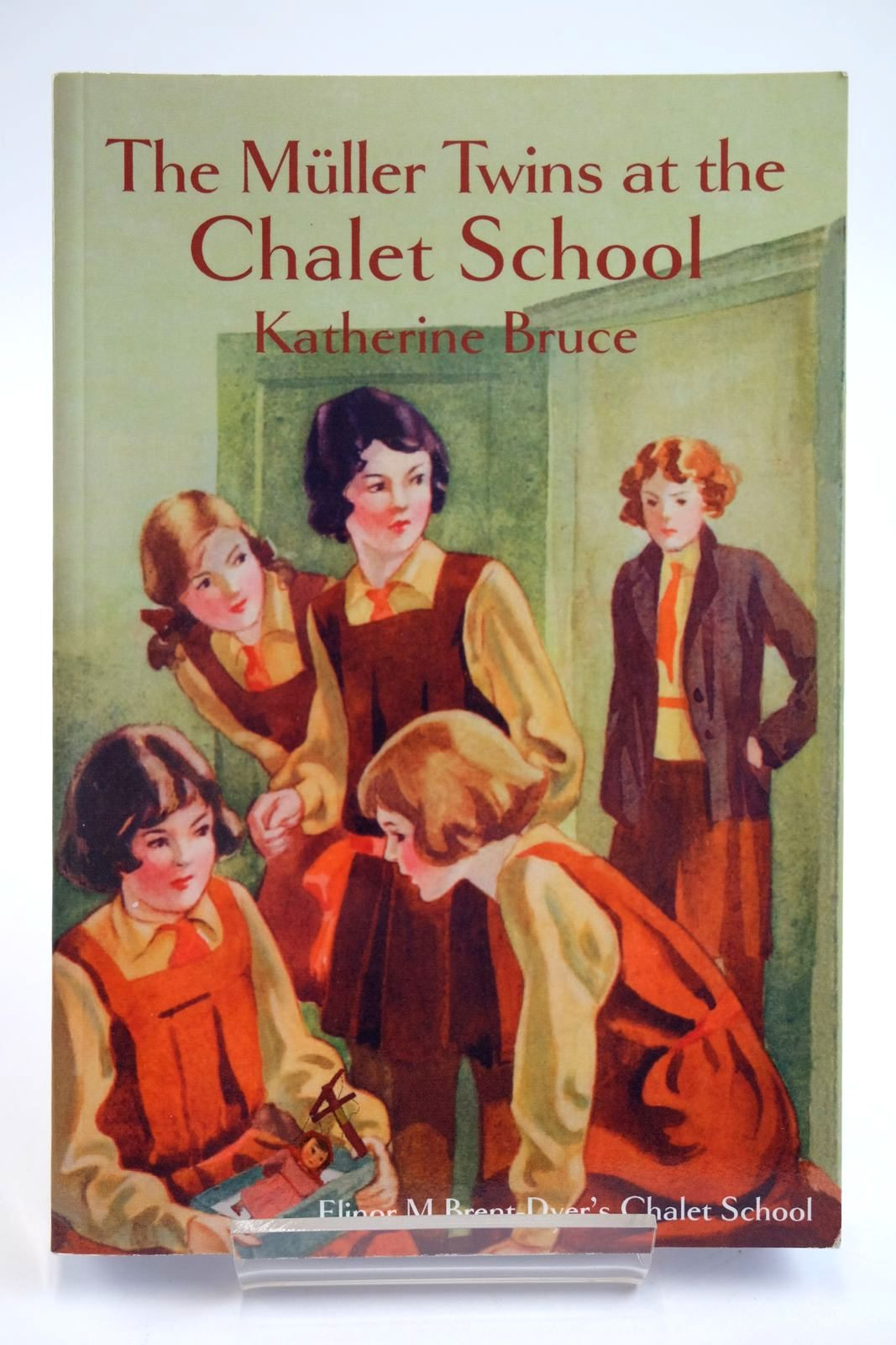 Photo of THE MULLER TWINS AT THE CHALET SCHOOL- Stock Number: 2133502