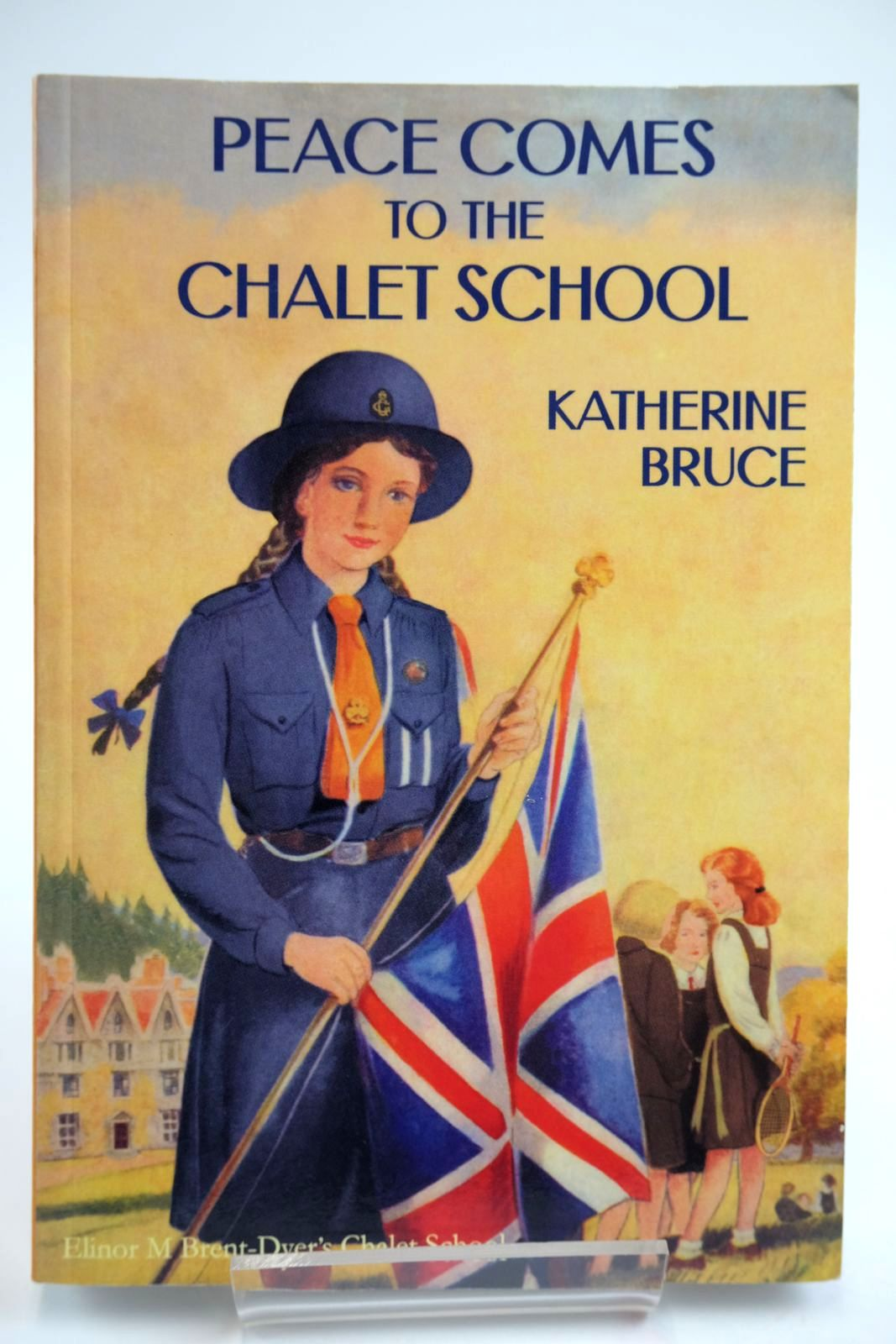 Photo of PEACE COMES TO THE CHALET SCHOOL written by Bruce, Katherine published by Girls Gone By (STOCK CODE: 2133504)  for sale by Stella & Rose's Books