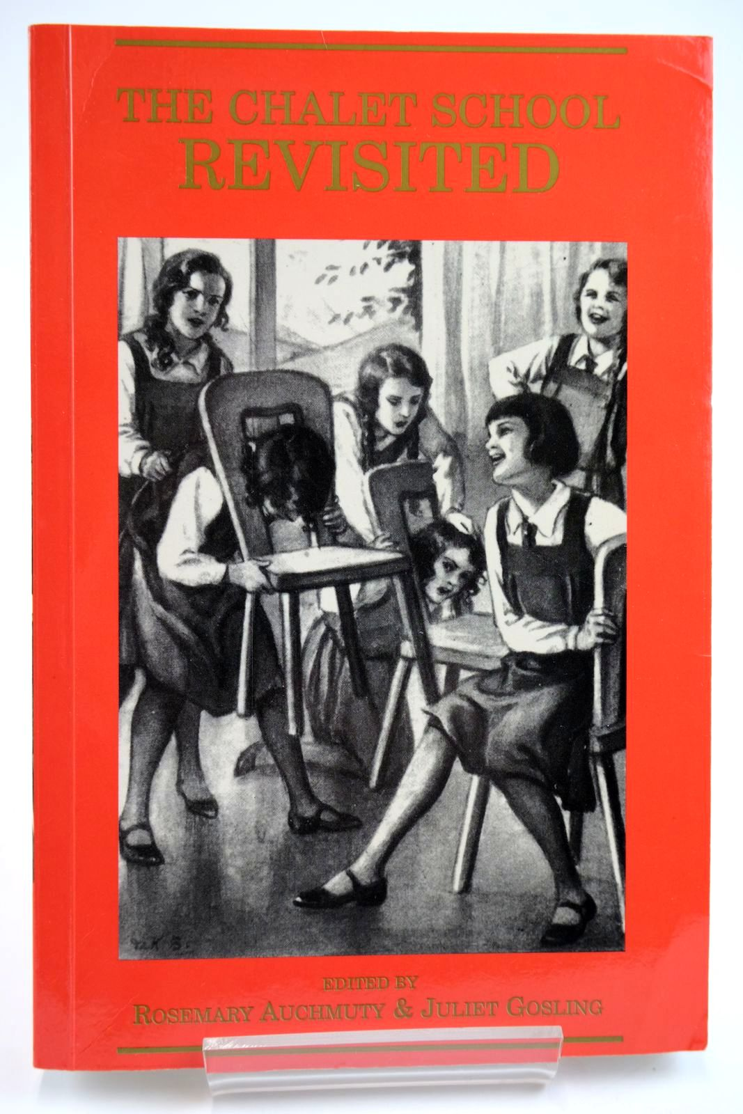 Photo of THE CHALET SCHOOL REVISITED written by Auchmuty, Rosemary Gosling, Juliet published by Bettany Press (STOCK CODE: 2133506)  for sale by Stella & Rose's Books