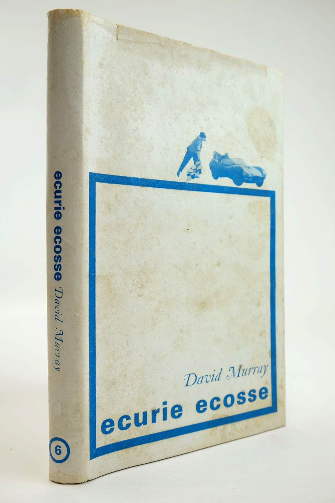 Photo of ECURIE ECOSSE written by Murray, David published by Motoraces Book Club (STOCK CODE: 2133532)  for sale by Stella & Rose's Books