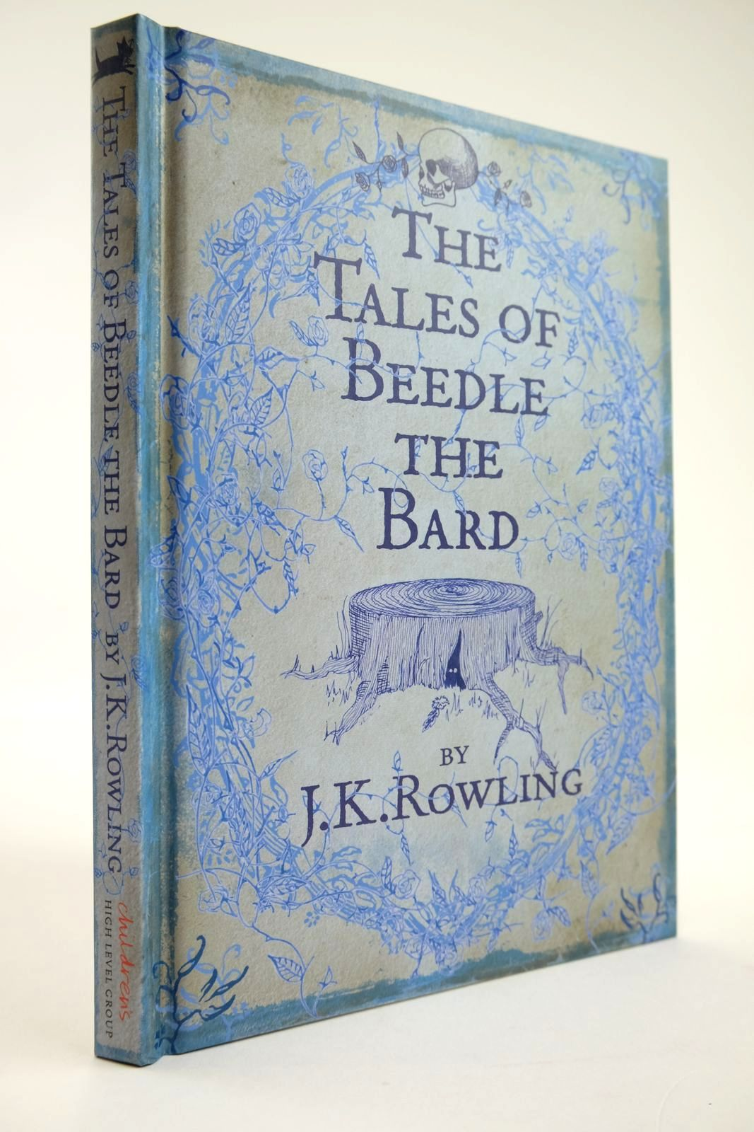 Photo of THE TALES OF BEEDLE THE BARD- Stock Number: 2133537