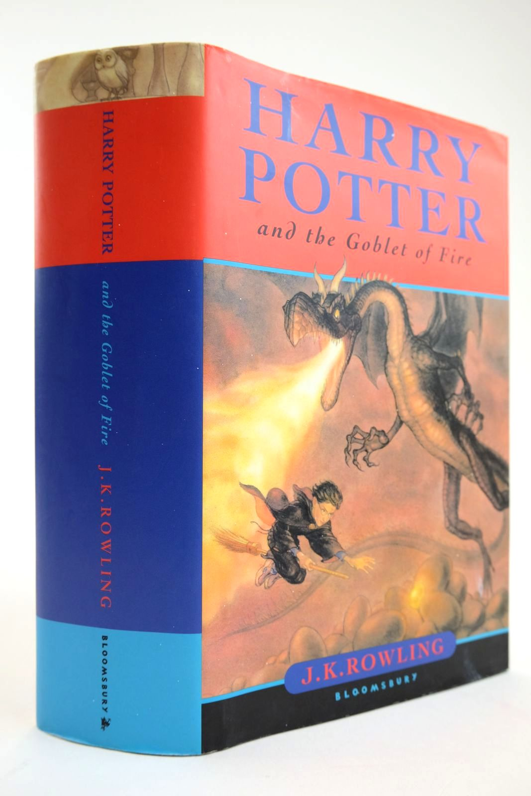 Photo of HARRY POTTER AND THE GOBLET OF FIRE- Stock Number: 2133538