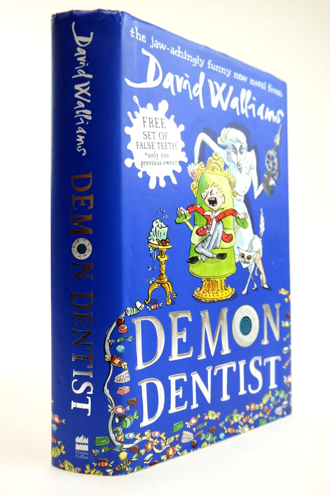 Photo of DEMON DENTIST- Stock Number: 2133539
