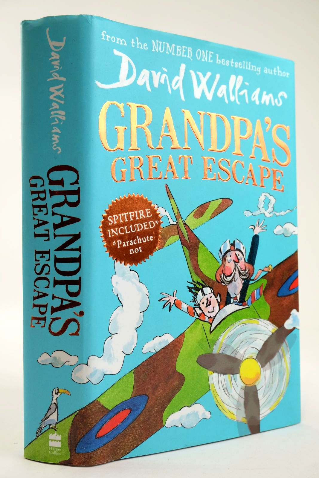 Photo of GRANDPA'S GREAT ESCAPE- Stock Number: 2133545