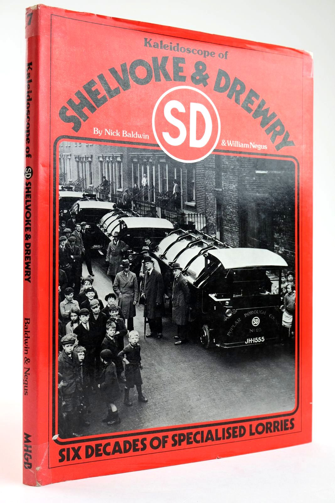 Photo of A KALEIDOSCOPE OF SHELVOKE & DREWRY written by Baldwin, Nick Negus, William published by Marshall Harris & Baldwin Ltd. (STOCK CODE: 2133551)  for sale by Stella & Rose's Books