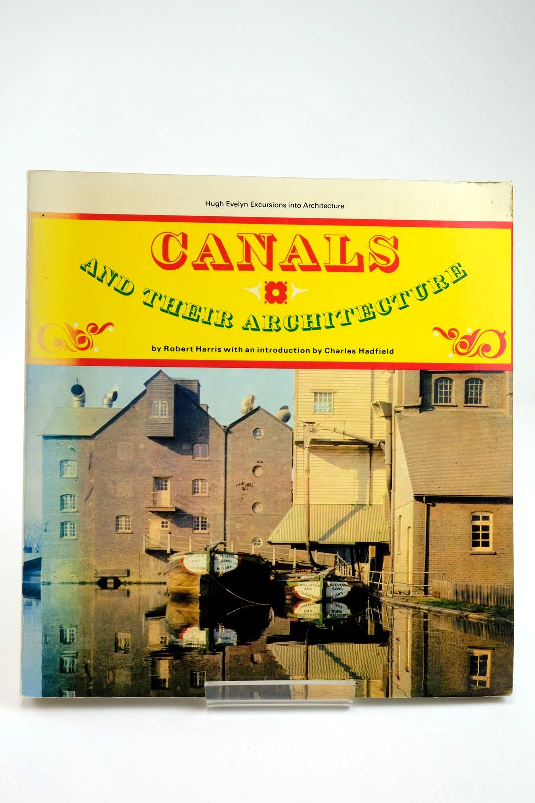 Photo of CANALS AND THEIR ARCHITECTURE written by Harris, Robert published by Godfrey Cave (STOCK CODE: 2133564)  for sale by Stella & Rose's Books