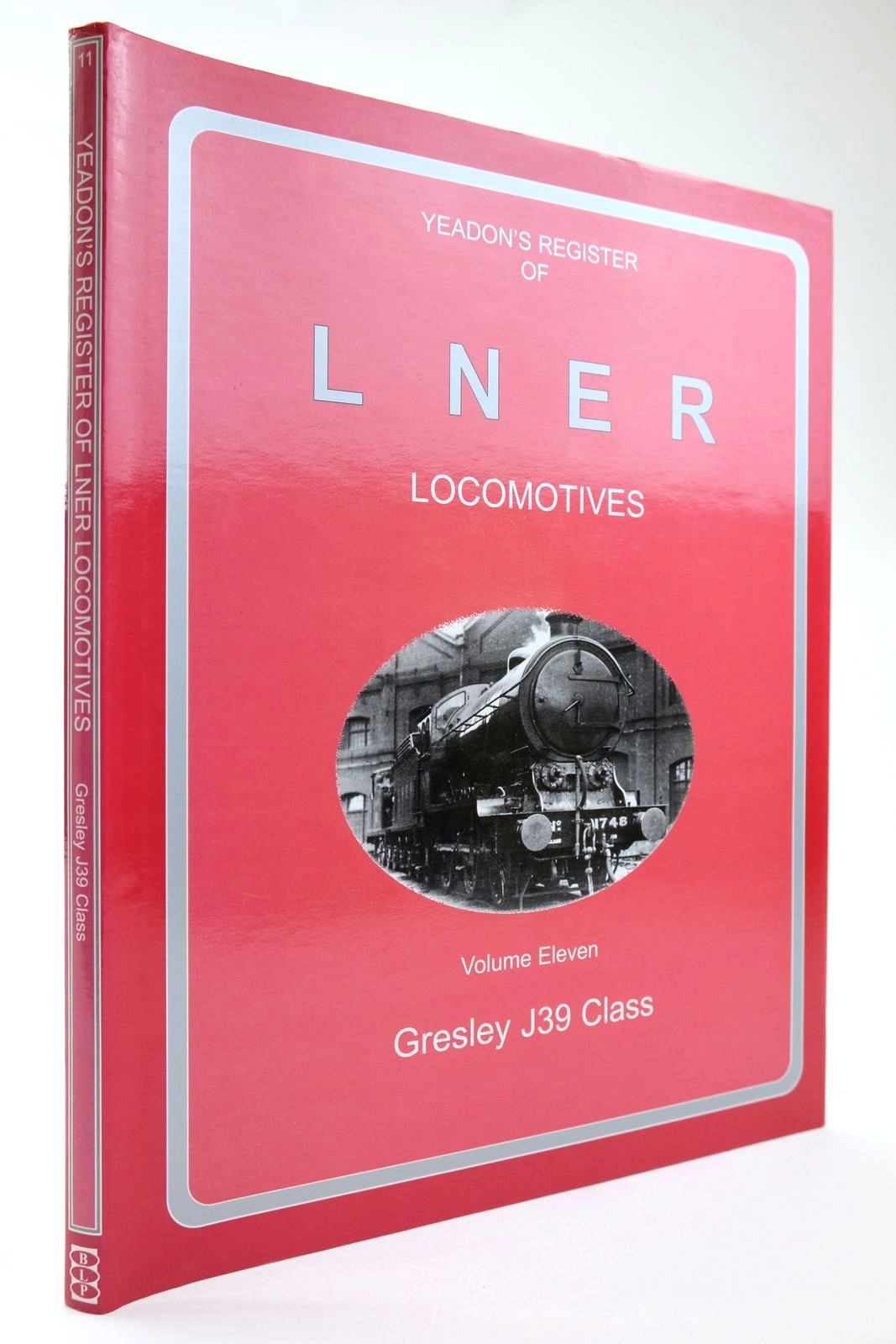 Photo of YEADON'S REGISTER OF LNER LOCOMOTIVES VOLUME ELEVEN written by Yeadon, W.B. published by Book Law Publications, Railbus Publications (STOCK CODE: 2133571)  for sale by Stella & Rose's Books