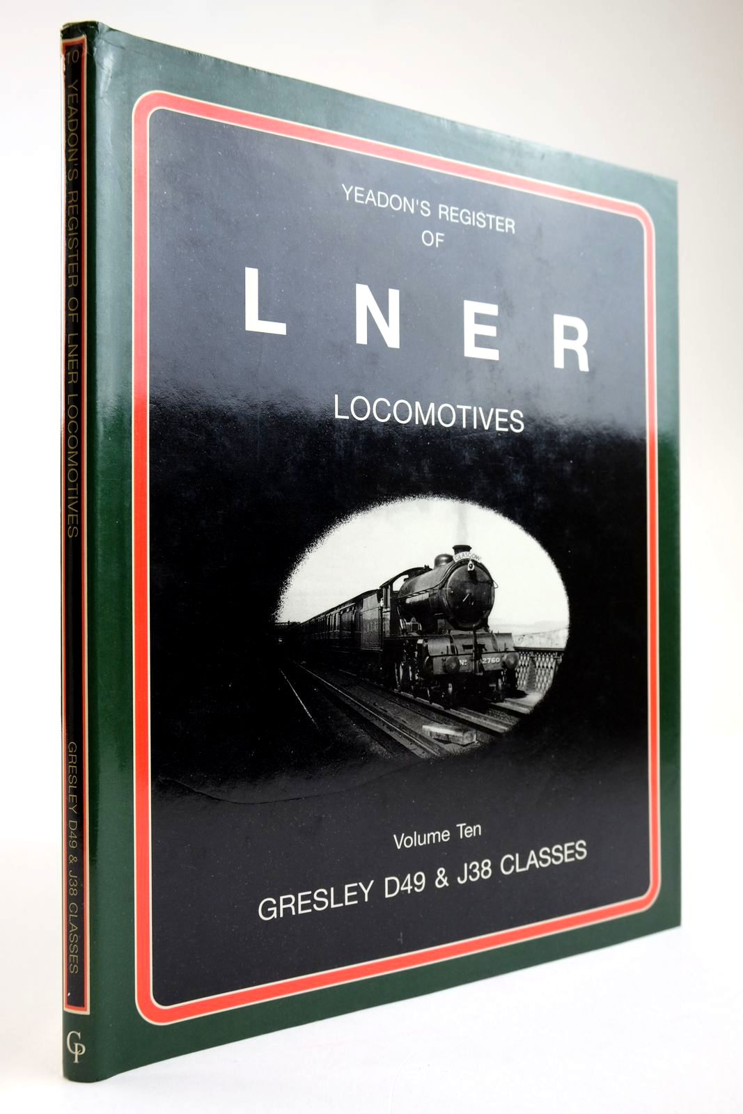 Photo of YEADON'S REGISTER OF LNER LOCOMOTIVES VOLUME TEN- Stock Number: 2133587