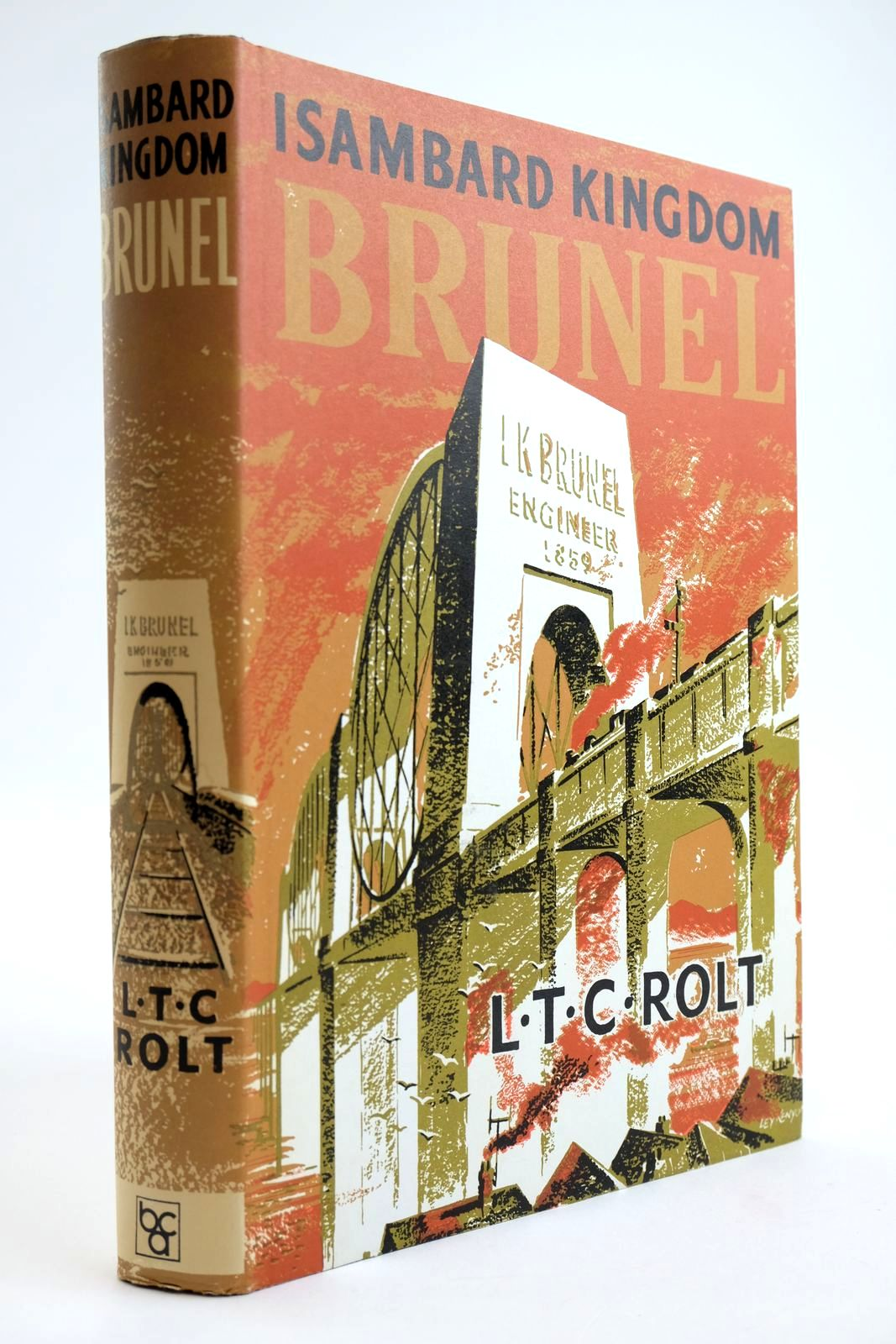 Photo of ISAMBARD KINGDOM BRUNEL: A BIOGRAPHY- Stock Number: 2133601