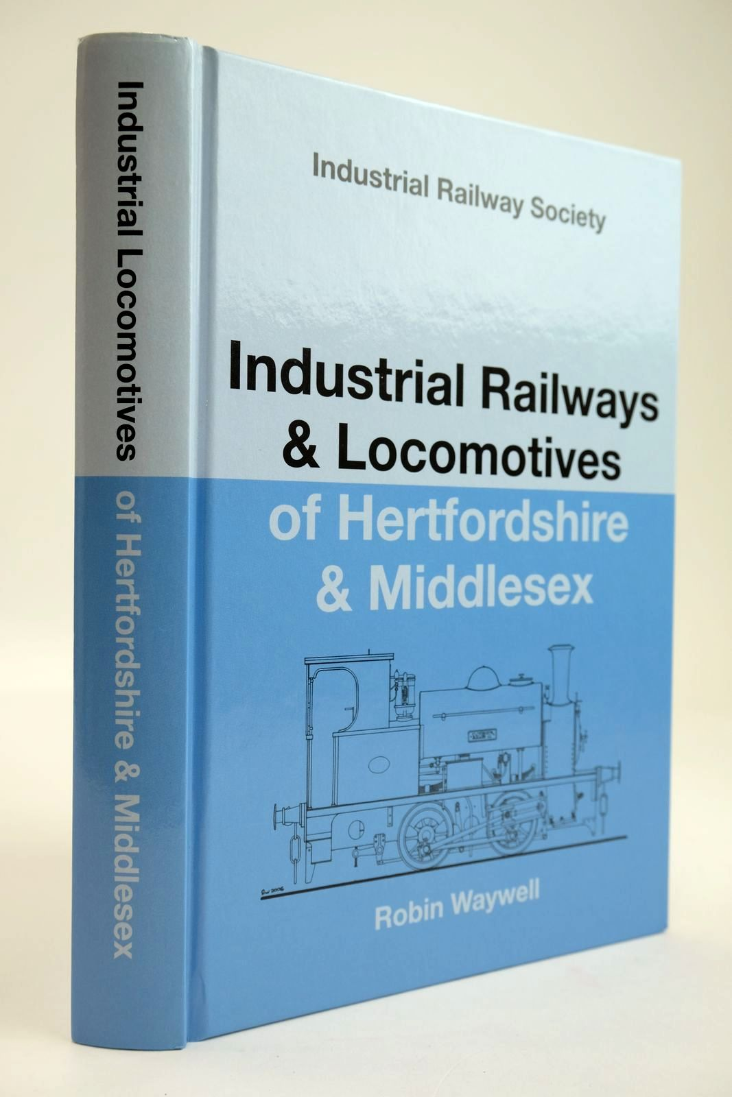 Photo of INDUSTRIAL RAILWAYS AND LOCOMOTIVES OF HERTFORDSHIRE AND MIDDLESEX- Stock Number: 2133606