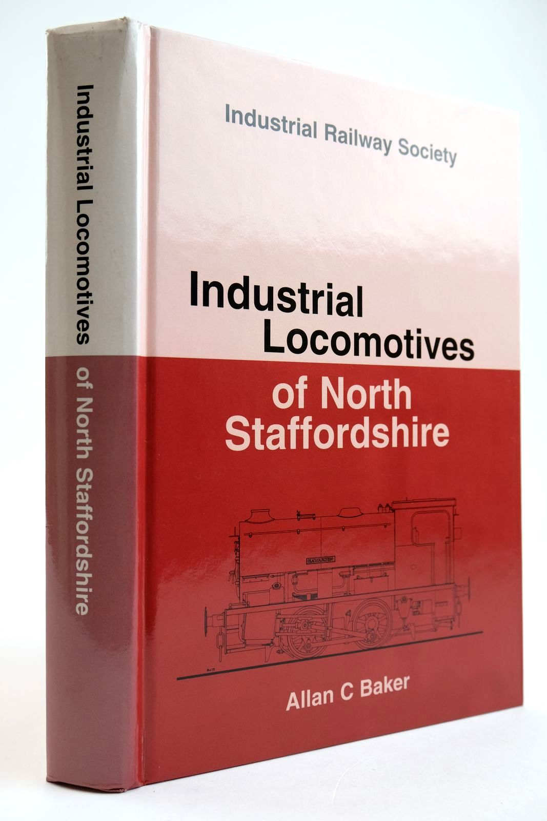 Photo of INDUSTRIAL LOCOMOTIVES OF NORTH STAFFORDSHIRE written by Baker, Allan C. published by The Industrial Railway Society (STOCK CODE: 2133610)  for sale by Stella & Rose's Books