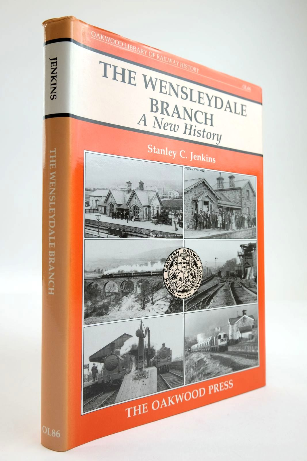 Photo of THE WENSLEYDALE BRANCH written by Jenkins, Stanley C. published by The Oakwood Press (STOCK CODE: 2133618)  for sale by Stella & Rose's Books