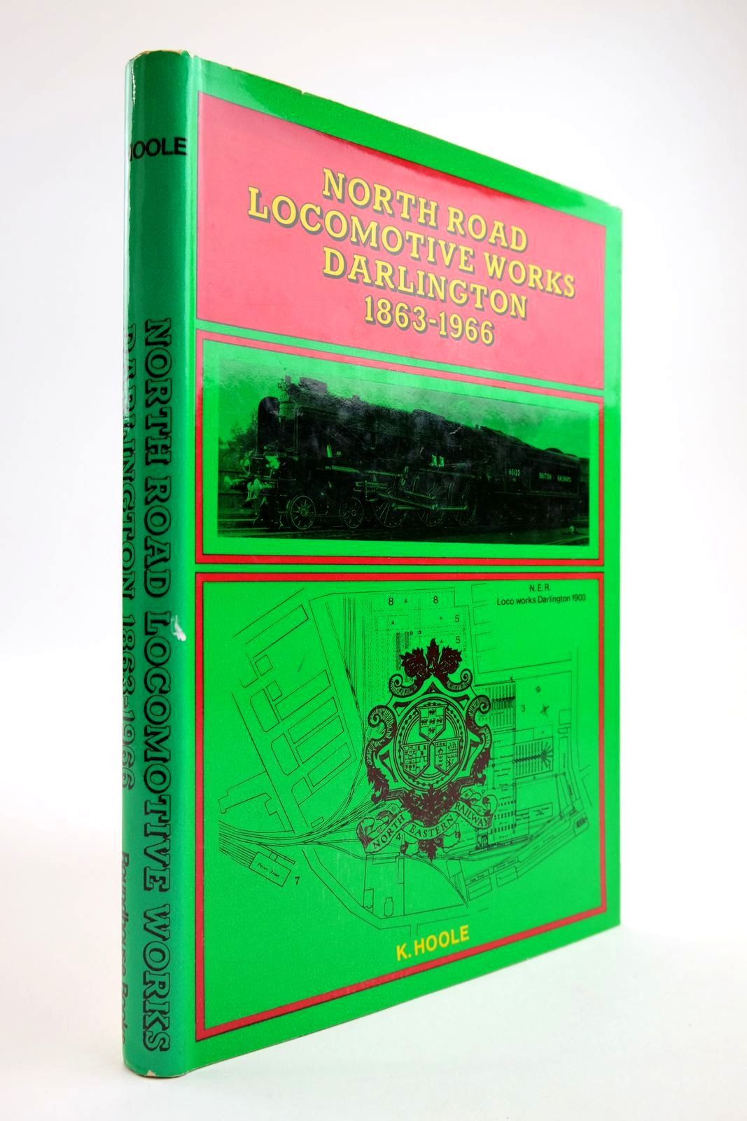 Photo of NORTH ROAD LOCOMOTIVE WORKS DARLINGTON 1863-1966- Stock Number: 2133619