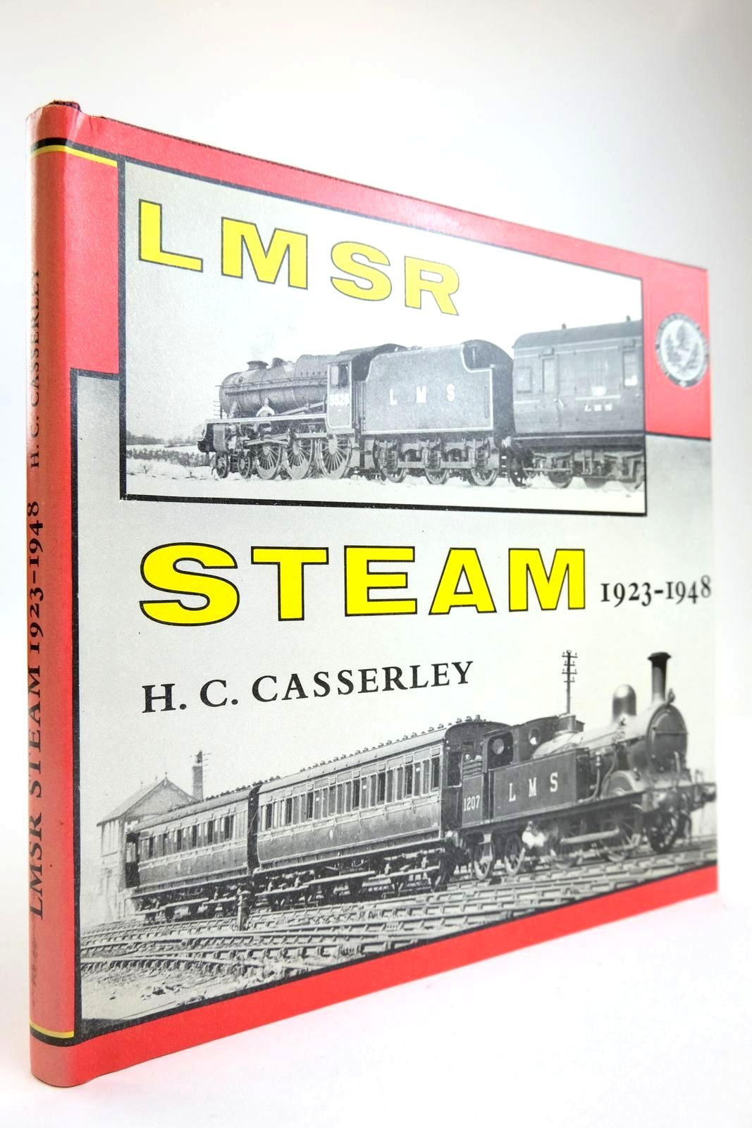 Photo of LMSR STEAM 1923-1948 written by Casserley, H.C. published by D. Bradford Barton (STOCK CODE: 2133625)  for sale by Stella & Rose's Books