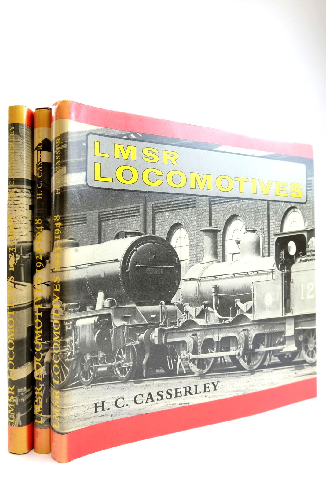 Photo of LMSR LOCOMOTIVES 1923-1948 (3 VOLUMES)