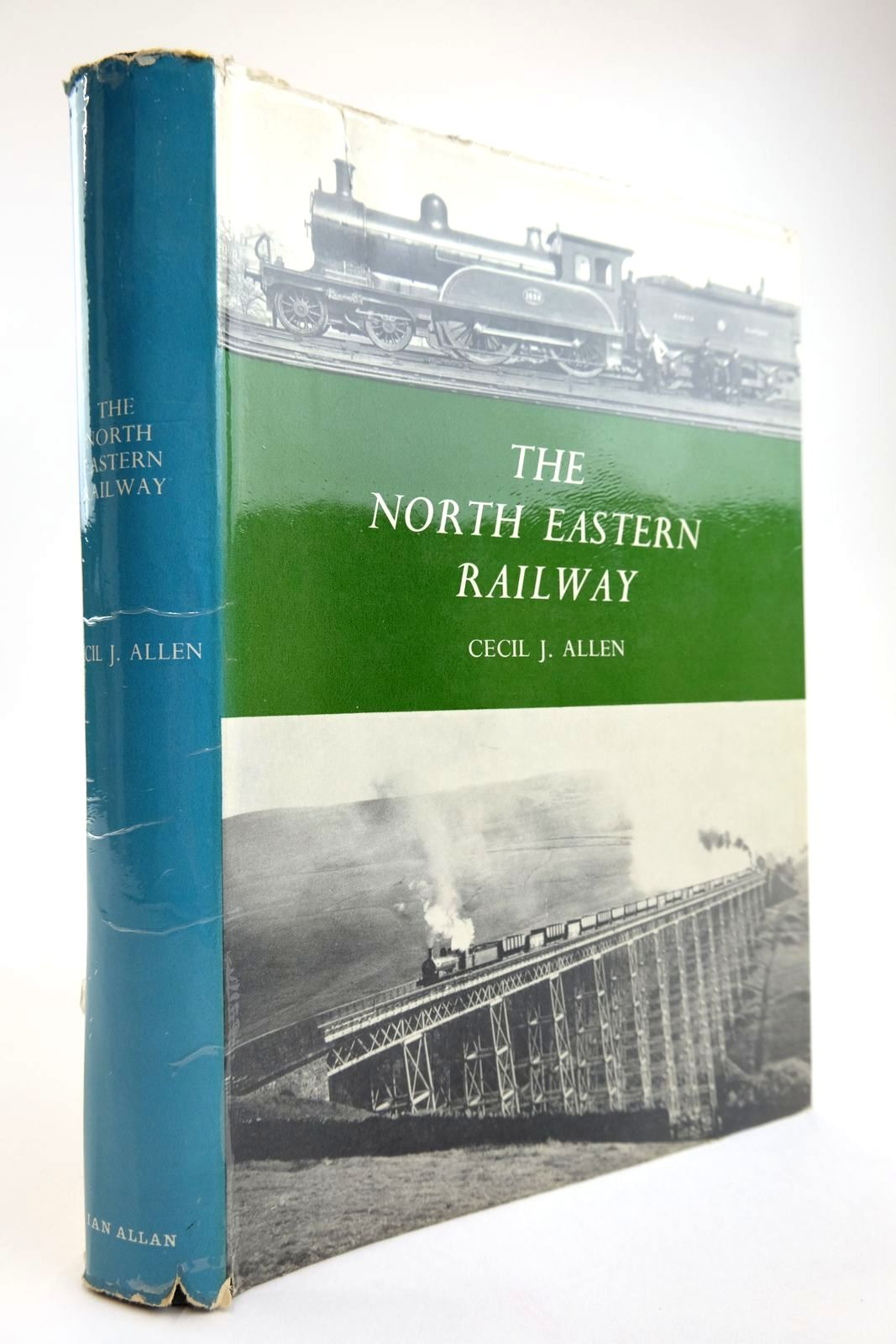 Photo of THE NORTH EASTERN RAILWAY written by Allen, Cecil J. published by Ian Allan (STOCK CODE: 2133627)  for sale by Stella & Rose's Books