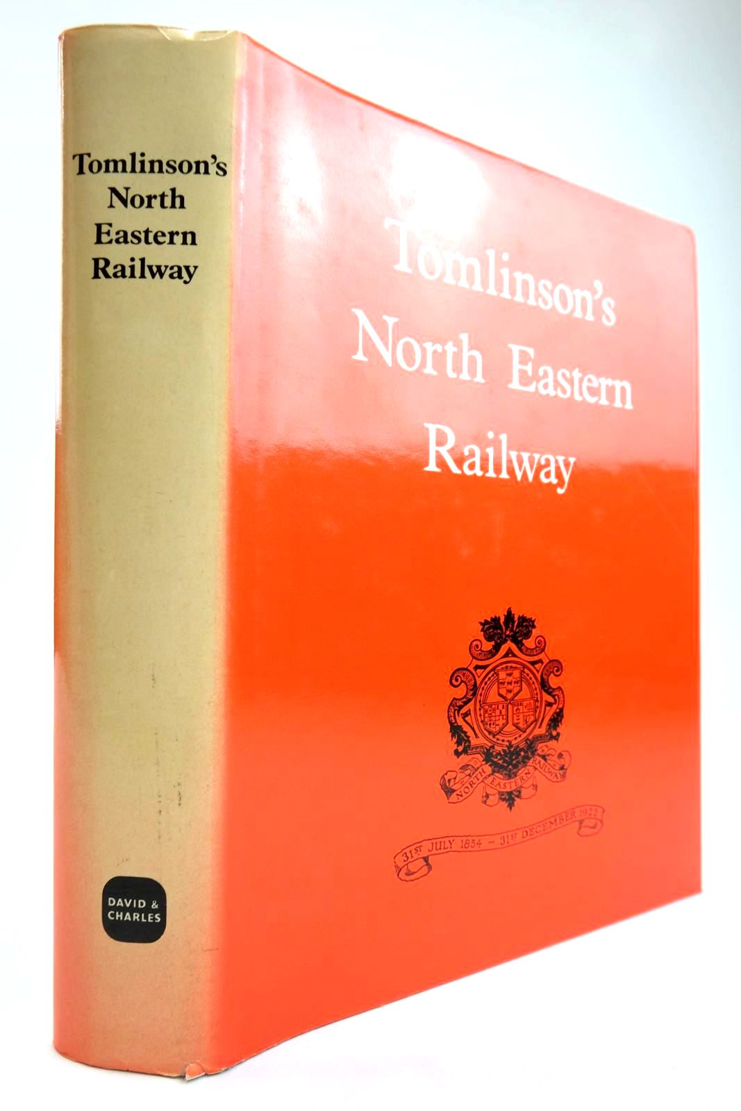 Photo of TOMLINSON'S NORTH EASTERN RAILWAY ITS RISE AND DEVELOPMENT- Stock Number: 2133629