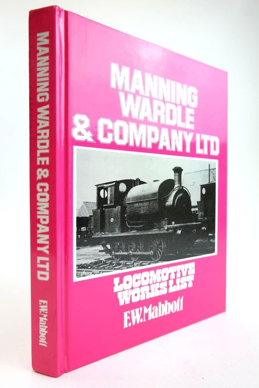 Photo of MANNING WARDLE & COMPANY LTD LOCOMOTIVE WORKS LIST