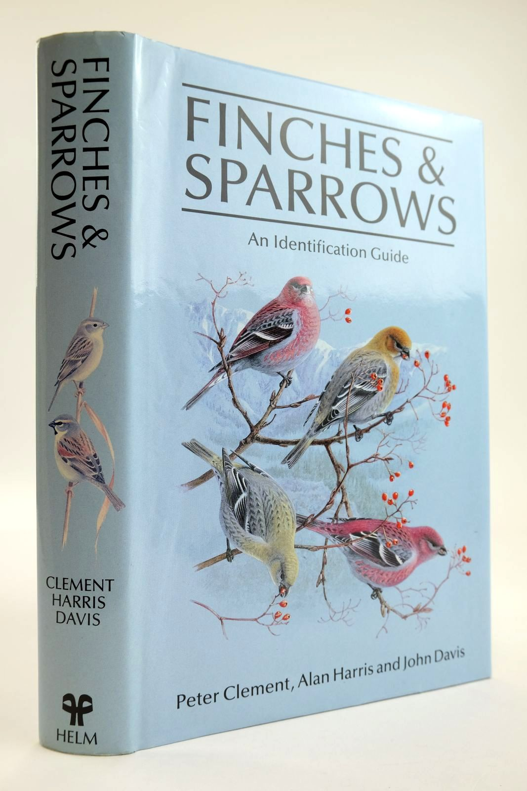 Photo of FINCHES & SPARROWS AN IDENTIFICATION GUIDE- Stock Number: 2133640