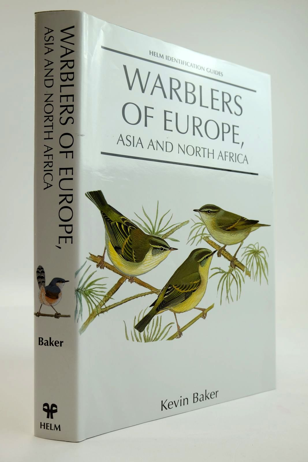 Photo of WARBLERS OF EUROPE, ASIA AND NORTH AFRICA written by Baker, Kevin published by Christopher Helm (STOCK CODE: 2133642)  for sale by Stella & Rose's Books