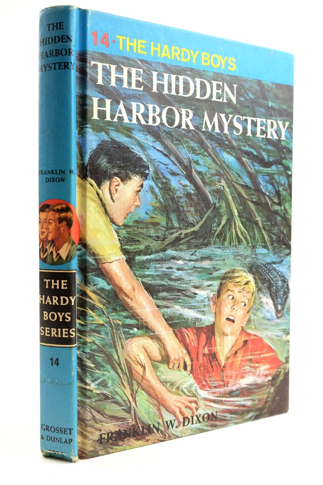 Photo of THE HIDDEN HARBOR MYSTERY